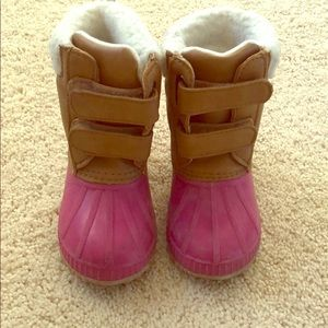 Baby Gap Thinsulate Duck Winter Boots